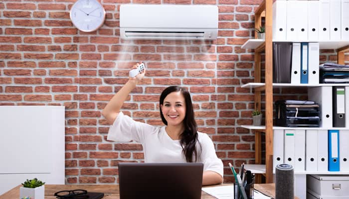 The World we Live in: Air Con