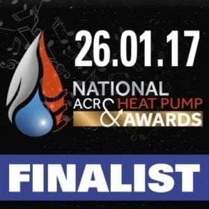 ACR & Heat Pump Awards 2017