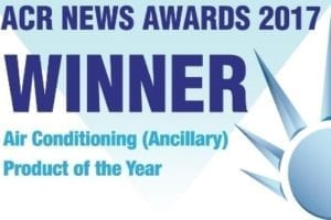 ACR New Awards 2017 Ancillary Product of the Year 2017