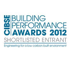 CIBSE Building Performance Awards 2012