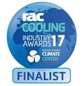 RAC Cooling Awards 2017