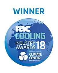 RAC Cooling Awards 2018
