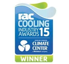 rac Cooling Industry Awards 2015