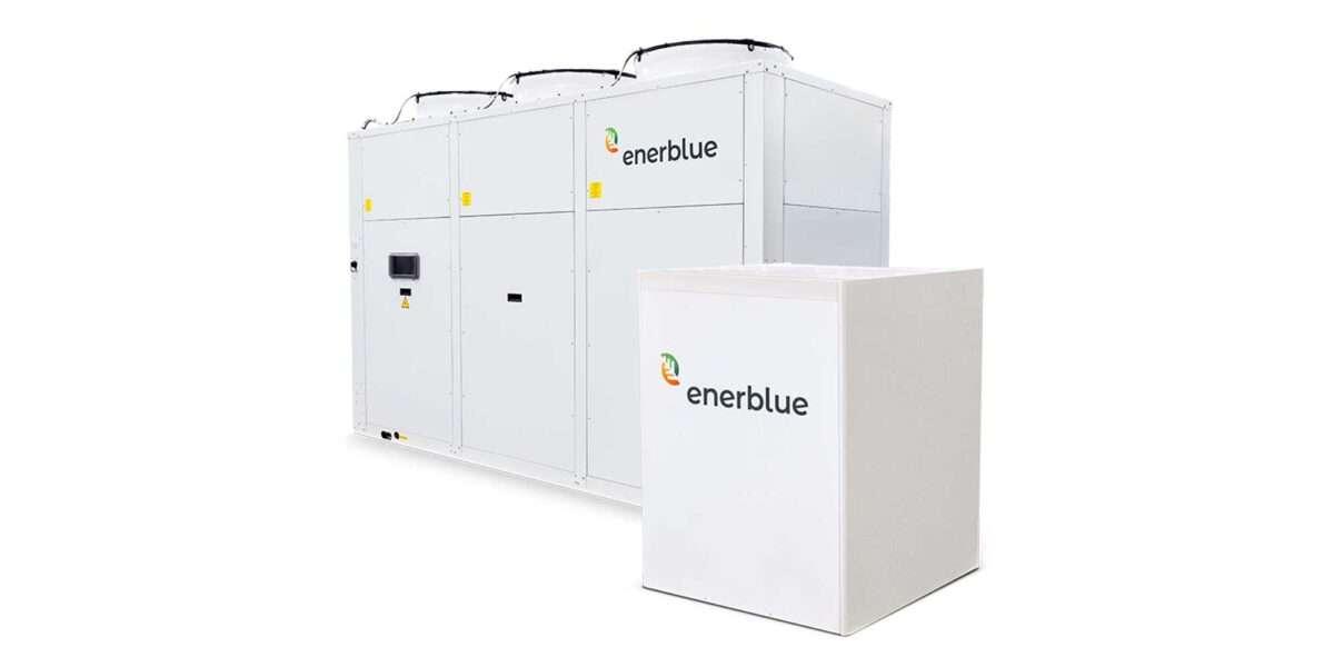 CO2 air source heat pumps